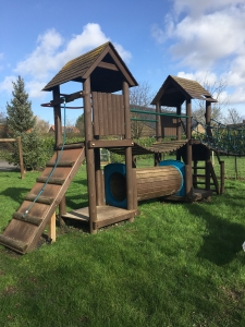 Photo of climbing frame