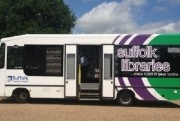 Photo of mobile library