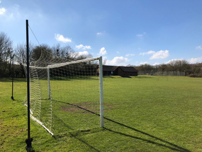 Photo of sports field and Pavilion