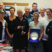 Photo of Bildeston Tennis Club members
