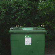 Image of recycling bin