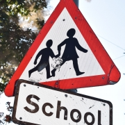 Image of school sign