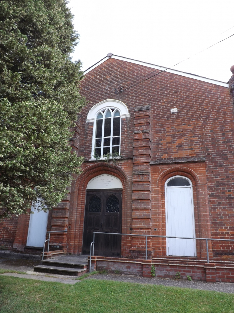 Photo of Bildeston Baptist Church