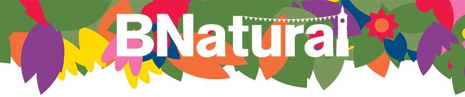 b-Natural Banner
