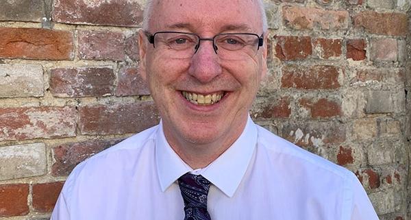 Photo of David Blackburn