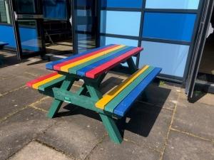 new bench 2